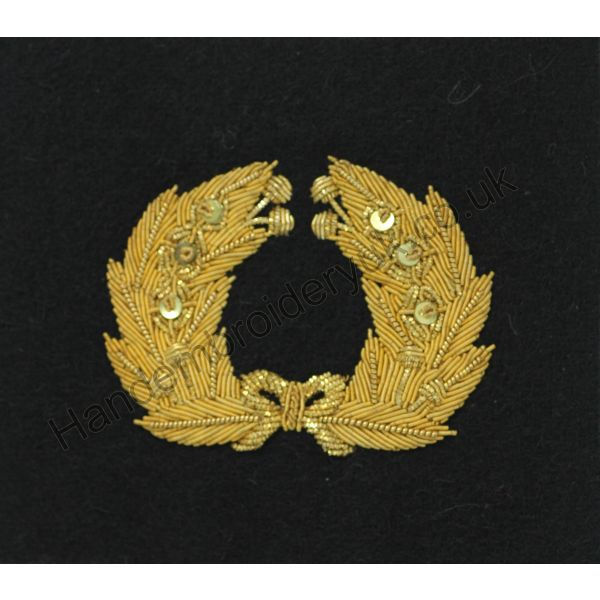 Eagle Bullion Badge