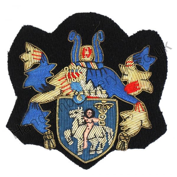 Family Crest Badge
