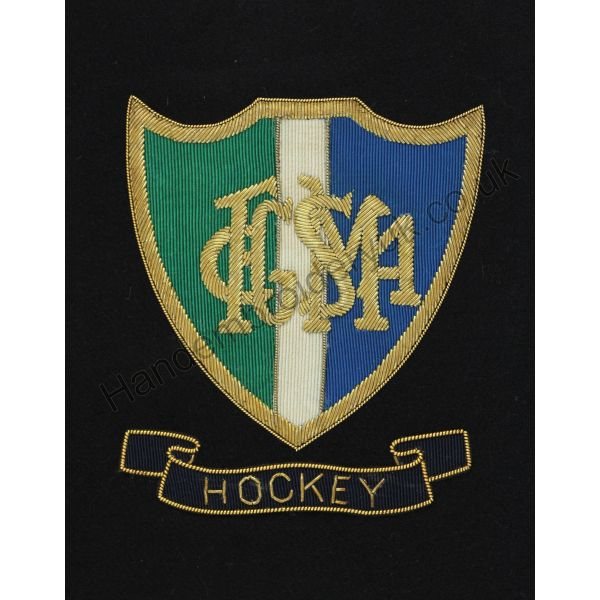 Hockey Badge
