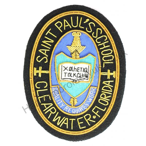 Saint Paul School Badge