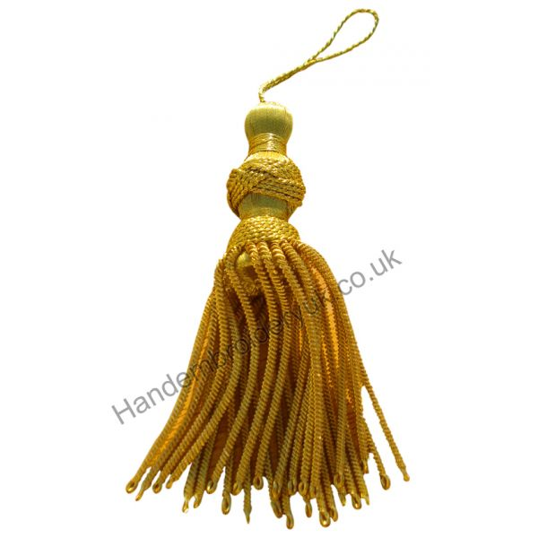 Tassel in Gold Bullion